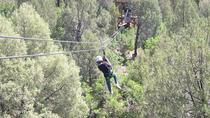Zip Line and Family Rafting Package