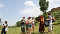 Debate with a Monk at Kopan Monastery, Kathmandu, Walking Tours