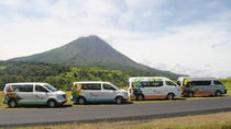 La Fortuna Private Transfer to Liberia Airport between 1 to 5 people, Jaco, Private Transfers