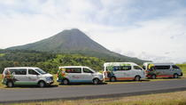 Liberia Airport Private Transfer to La Fortuna between 1 to 5 people, Jaco, Private Transfers