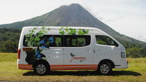 San Jose Airport Private Transfer to La Fortuna 1 to 5 People, La Fortuna, Private Transfers