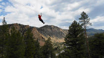 Browns Canyon Half Day Rafting plus Mountaintop Zipline, Breckenridge, Ziplines