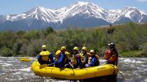 Browns Canyon Sizzler Whitewater Rafting, Breckenridge, White Water Rafting & Float Trips