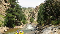 Gold Rush Rafting plus Cliffside Zipline, Breckenridge, White Water Rafting