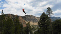 Granite Mountaintop Zipline and Freefall, Breckenridge, Ziplines