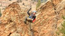 Idaho Springs Cliffside Zipline und Freefall, Buena Vista, Ziplines