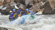 Numbers Half Day plus Cliffside Zipline, Breckenridge, White Water Rafting & Float Trips