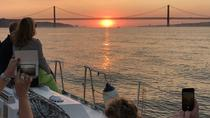 Lisbon Sunset Cruise with Welcome Drink, Lisbon, Sunset Cruises
