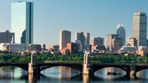 New York City to Boston Day Trip with Spanish Guide, New York City, Trolley Tours
