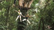 Flying Hanuman Zipline Experience, Phuket, 4WD, ATV & Off-Road Tours