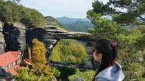 Bohemian Saxon Switzerland National Park tour from Prague with Local Guide