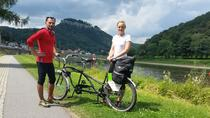 Private Bike Tour to Bohemian Switzerland and Saxon Switzerland National Parks from Prague, Prague, ...
