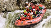 Extreme Wairoa River Grade 5 Rafting, Taupo, White Water Rafting