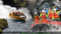 Sound of Thunder - Raft and Jet Boat the Rapids Combo, Taupo, Jet Boats & Speed Boats