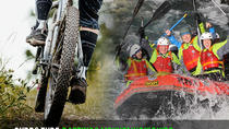 Surf & Turf - Raft and Mountain Bike Combo, Tongariro National Park, 4WD, ATV & Off-Road Tours