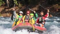 Tongariro River Family Fun White Water Rafting from Turangi, タウポ