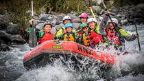 Tongariro River Family Fun White Water Rafting from Turangi, Tongariro National Park, Kid Friendly ...