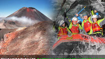Tongariro Thriller - Combo de travesía de Raft y Tongariro, Taupo, 4WD, ATV & Off-Road Tours