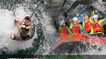 Vertical Mayhem - Raft & Bungy Combo, Tongariro National Park, Adrenaline & Extreme