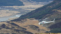 Jet Boat and Helicopter Combo Tour in Hanmer Springs, Hanmer Springs, Helicopter Tours