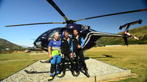 Queenstown Canyoning Adventure including Helicopter Flight and Lunch, Queenstown, Adrenaline & ...