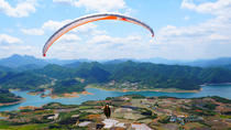 Paragliding Day Trip from Seoul Including Lunch and Visit to Eight Scenic Views of Danyang, ...