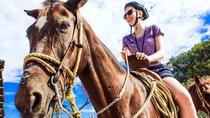 Jungle Horseback Riding Tour, Playa del Carmen, Horseback Riding