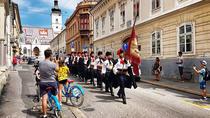 Ancient Zagreb bike tour, Zagreb, null