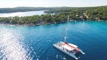 Brac Island Full-Day Catamaran Excursion With Unlimited Drinks, Split, null
