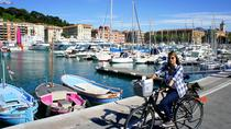 3h-Hour Bike Tour of Nice by Night, Nice, Private Sightseeing Tours