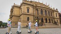 Prague Old Town Ninebot Tour, Prague, Vespa, Scooter & Moped Tours