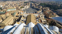 Complete St Peters Basilica Tour with Dome Climb and Crypt, Rome, Basilica Tours