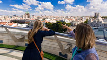 Early Entrance Royal Palace with Madrid City Tour & Rooftop View, Madrid, Cultural Tours