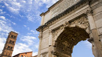 Small-group tour of Historic Rome, the Colosseum and the Vatican, Rome, Ancient Rome Tours