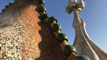 The Complete Gaudi Tour with Casa Batlló, La Pedrera, Park Guell & Extended Sagrada Família,...