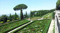 The Papal Experience with Vatican Gardens and Castel Gandolfo Villa Barberini, Rome, Historical & ...