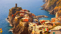 Town-Hopping in Cinque Terre Day Trip and Boat Tour from Rome, Rome, Day Trips