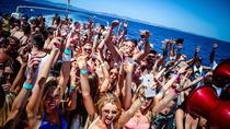 CDLN Ibiza Boat Party with Open Bar, Club entries and Beach Party, Ibiza, Day Cruises