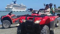Amber Cove Shore Excursion: Honda ATV Buggies, Puerto Plata, Ports of Call Tours