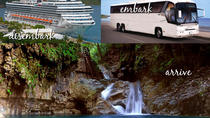 Puerto Plata Shore Excursion: Damajagua Waterfalls Tour For Amber Cove Cruise Ship Passengers, ...
