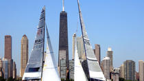 Americas Cup Sailing Racing Experience on Lake Michigan, Chicago, Sailing Trips