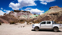 Full-Day Tour Including Villavicencio, The Route of 365 Curves and 7 Colors Mountain, Mendoza, Day ...