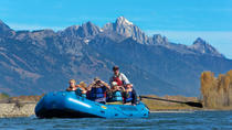 Scenic Float Trip: Snake River with Grand Teton Views, Jackson Hole, White Water Rafting