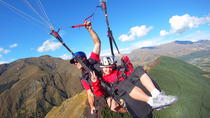 Coronet Peak Tandem Paragliding 3800ft, Queenstown, null