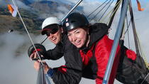 Coronet Peak Tandem Paragliding and Hang Gliding Combo Experience, Queenstown, Adrenaline & Extreme