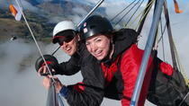 Coronet Peak Tandem Paragliding and Hang Gliding Combo, Queenstown, Adrenaline & Extreme