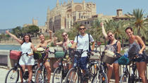 Palma Old Town and Bellver Castle Bike Tour, Mallorca, Private Sightseeing Tours