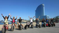 Electric Scooter Rental in Barcelona, Barcelona, Segway Tours