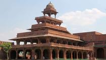 Private Full-Day Tour of Agra: Taj Mahal at Sunrise, Fatehpur Sikri, Agra Fort, and Tomb of ...
