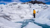 Glacier Walk - Visit Vatnajokull Glacier from Hofn, East Iceland, Hiking & Camping